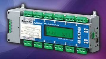 Branch Circuit Energy Monitor features 36 channels.