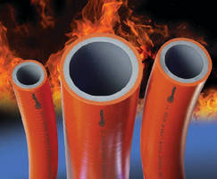 Non-Metallic Conduit offers temperature range of -55 to 105�C.