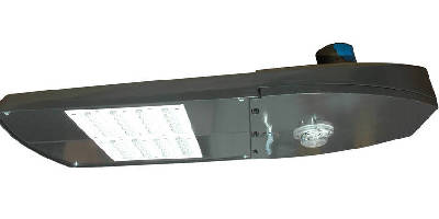 LED Street Light replaces 600 W HPS lamps.