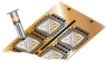 Conductive Adhesive suits die attach applications.