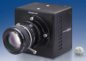 Compact High-Speed Camera offers several high-resolution options.