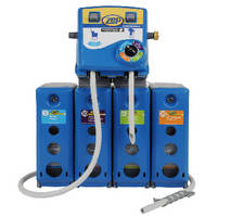 Chemical Management System provides accurate dispensing.