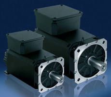 Servo Motors deliver up to 140 kW of power.