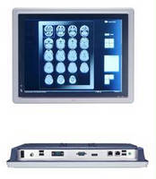 Fanless Medical Panel PC is certified to UL60601-1/EN60601-1.