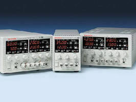 DC Power Supply features PowerFlex switch mode technology.