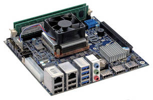CompactPCI Processor Board safely enhances low-power systems.