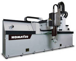 Fiber Laser Cutting System offers �0.05 in. position accuracy.