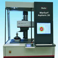 2D/3D Measuring Station is designed for optical components.