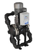 EODD Pump offers alternative to air operated units.
