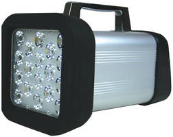 LED Stroboscope offers adjustment, sychronization options.