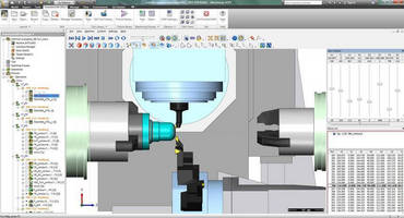 CAM Software revises toolpaths with design changes.