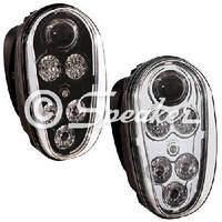 LED Headlight suits material handling applications.