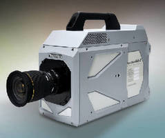 High-Speed Camera System features 21,000 fps.