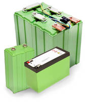 Non-Toxic Rechargeable Battery can replace lead acid batteries.