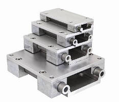 Linear Guide offers load capacity up to 1,080 lbf.
