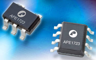PWM Buck DC/DC Converter helps conserve board real estate.