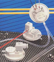 Differential Pressure Switches feature self-cleaning contacts.