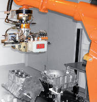 Machining and Assembly Robots offer integrated force control.