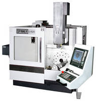 Entry Level Machining Centers offer 4+1 axis capabilities.