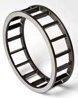 Rolling Bearing Cages feature Diamond-like Carbon coating.