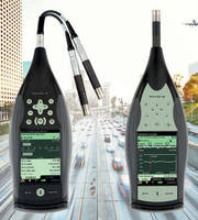 Sound Level Meter supports 2 channel option.