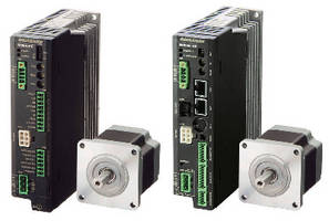 Stepper Motor and Driver Packages generate minimal heat.