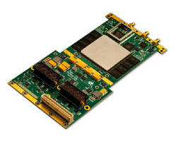 FPGA-Based Modules come in XMC and 3U VPX form factors.