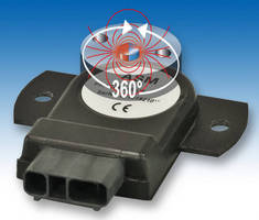 Magnetic Angle Sensor suits automated applications.