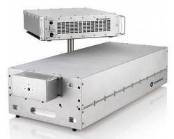 Short Pulse, UV Fiber Laser offers high peak power.