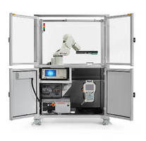 Robot System automates NFC testing.