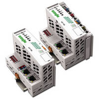 PROFINET I/O Fieldbus Couplers has built-in Ethernet switch.