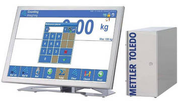 Weighing Terminal increases accuracy via software integration.