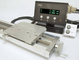 Digital Readout is available for differential encoders.