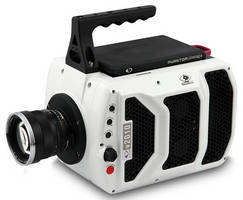 Digital High-Speed 1 MP Camera delivers ISO 5000 sensitivity.