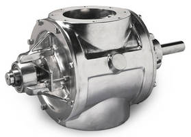 Rotary Valve are designed to foster material throughput.