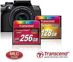 CompactFlash Memory Cards meet demands of photographers.