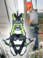 Fall Protection Harness meets needs of oil and gas workers.