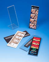 Photo Strip Holders reinforce impact of corporate events.