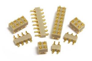 Radial Connectors meet high current, high power needs.