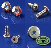 Self-Sealing Washers come in metric sizes.
