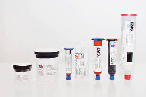 Epoxy Adhesive suits microelectronic assembly applications.