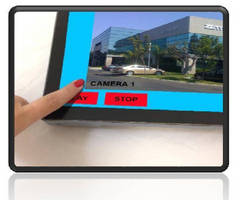 TFT Displays feature projected capacitive touchscreens.