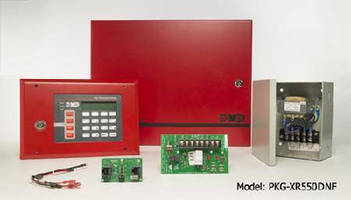 Fire Control Panels suit commercial installations.