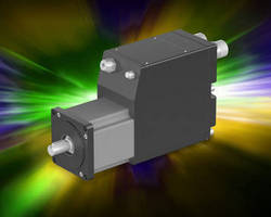 Integrated Rotary Actuators come in 75 mm frame size.