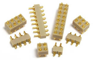 Radial Connectors serve high-current, high-power applications.