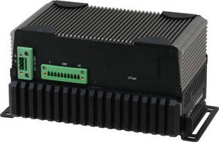 Industrial Fanless Box PC targets transportation surveillance.
