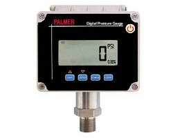 Digital Pressure Gauge suits field and laboratory applications.