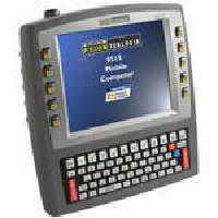Food Traceability System features touchscreen terminal.