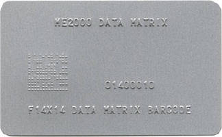 Metal Barcode Tags help companies track equipment.
