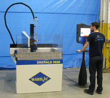Waterjet Systems combine capacity and efficiency.